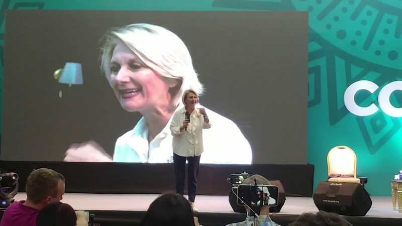 Бутакова О.А. Выступление на конференции Золотые для Золотых.