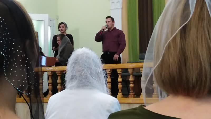 Верую, Господи, истинно верую-молодёжь из Беларуссии