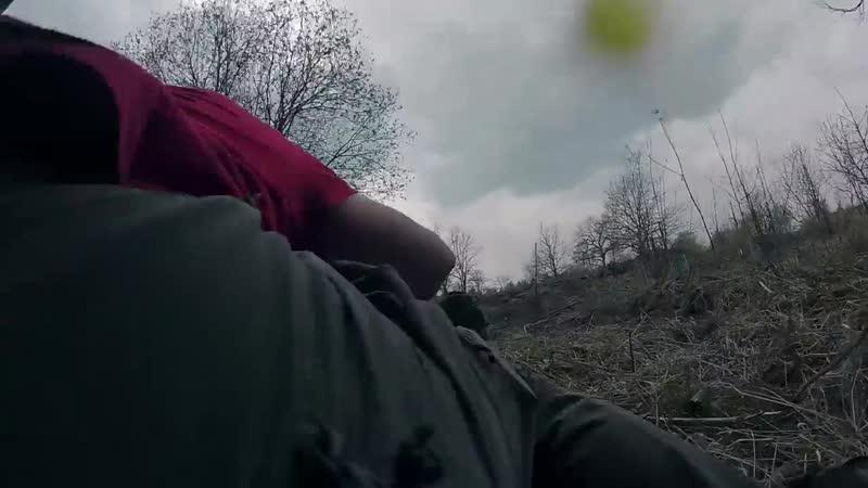 Военная техника, пейнтбол и дроны. Ветераны Битва за Кавказ