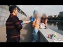 Раздел девушек и рисовал на их груди: позор в центре города. Азербайджан Azerbaijan Azerbaycan БАКУ BAKU BAKI Карабах 2018 HD
