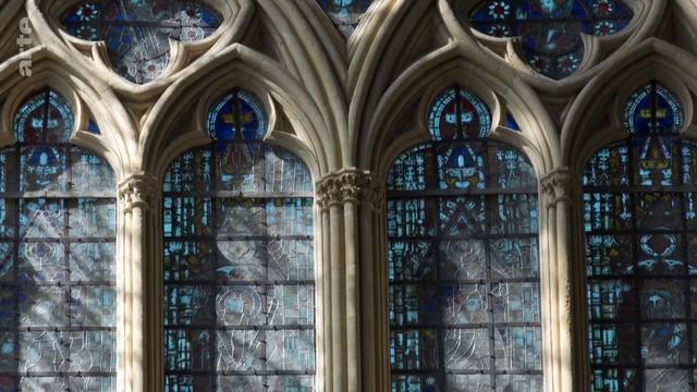 Art Stories, l'ame des monuments - Eglises de lumiere - Arte 2018