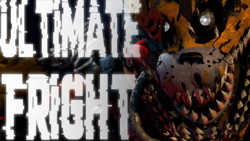SFM FNaF Ultimate Fright By DHeusta