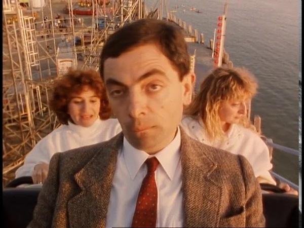 Mr Bean - S01E10 - Mind the Baby, Mr Bean