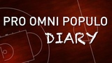 P.O.P. Diary. 21st week. Sunday