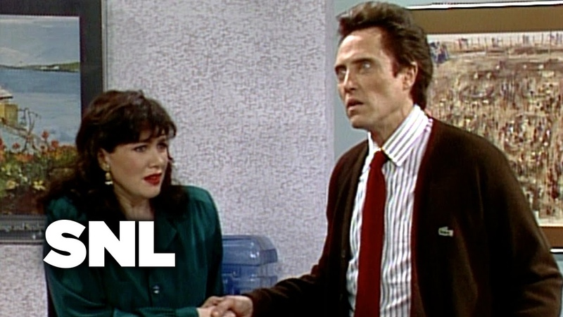 Ed Glosser Trivial Psychic Limited Usefulness Saturday Night Live
