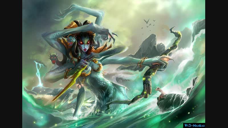 Земли Бога за Наг (В союзе Warrior9870) мини анализ игры и разбор позиционки в конце