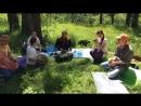 Прасад на пикнике