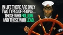 You Are The Captain Of Your Fate, The Boss Of Your Dreams, The King Of Your Goals