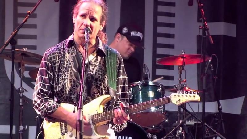 Chris Duarte LOWdown DiRty TEXAS BLUES Guitar / Tremblant Blues Festival 2013