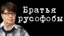 Братья русофобы ЛарисаШеслер