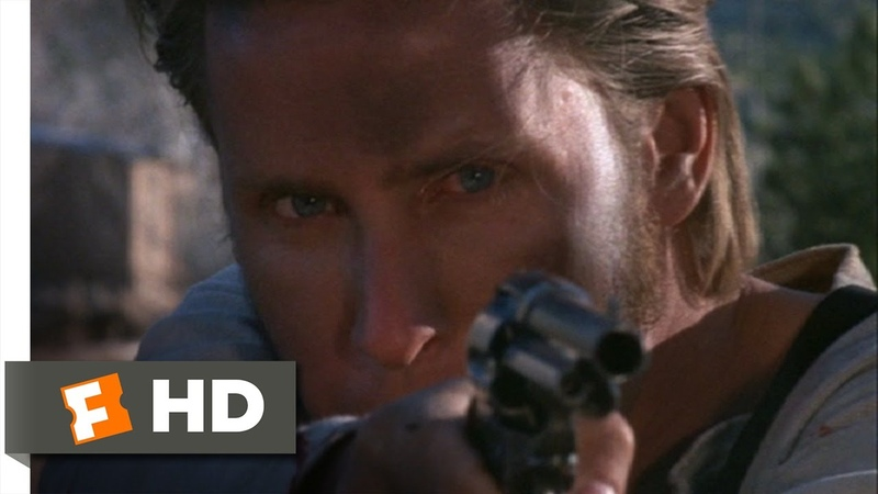 Young Guns (1010) Movie CLIP - Reap It! (1988) HD