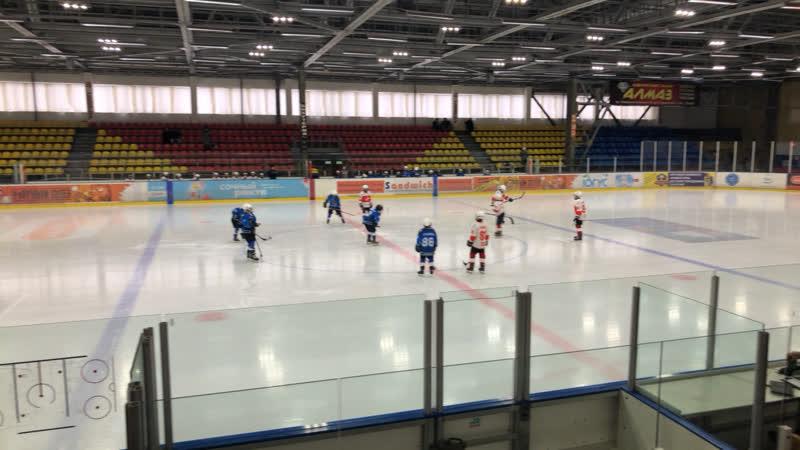 ДЮСШ-7 Иркутск vs Спартак Белово, 2-ой период, 08.11.2018