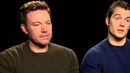 Sad Affleck - Curb Your Enthusiasm for Batman v Superman: Dawn of Justice