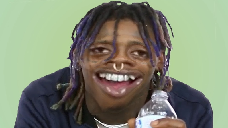 Famous Dex is Way Too Baked