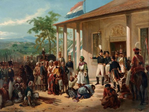Голландская Ост-Индия Голландские колониальные владения на островах Малайского архипелага и в западной части острова Новая Гвинея. Образовалась в 1800 году в результате национализации