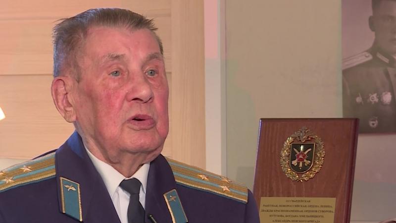 Интерью с ветеранов ВОВ Борисом Феовановым.