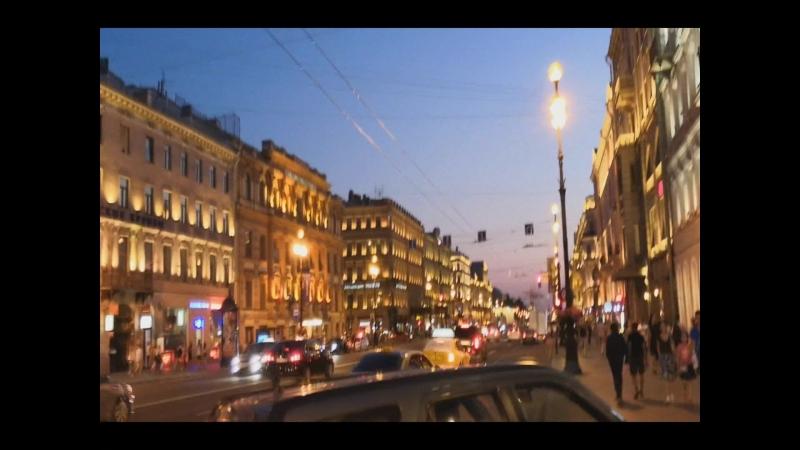 Санкт-Петербург, моя невская грусть