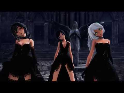 [MMD] Liar Dance (Lina|Adelina|Adri)