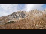 Гузерипльский перевал. Подъем к приюту Фишт
