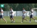 Messi Aguero With Dybala Di Maria On Argentina Training Before Nigeria Game,Argentina vs Nigeria.mp4