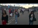 На время ЧМ 2018 Москва превратилась в какую то интернациональную столицу всех стран планеты Земля = @ Лужники 2018 07 11