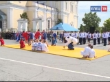 В июне в Ельце состоялся съезд Союза городов воинской славы