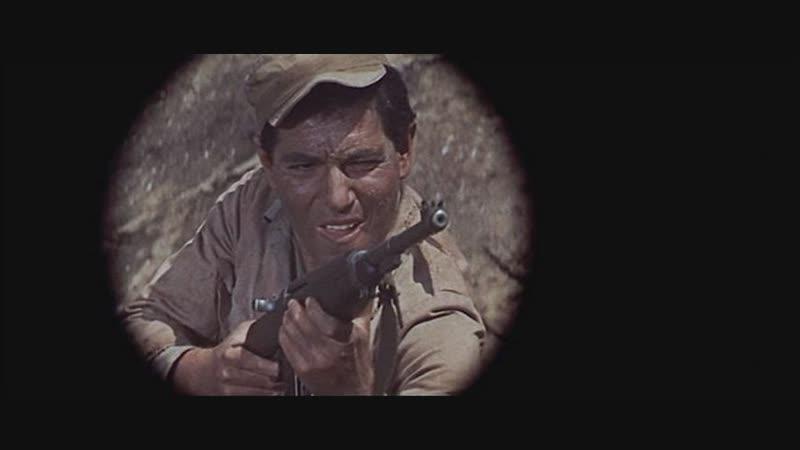 Пропавший отряд (1966) Финальный бой десантников с алжирскими повстанцами