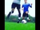 Футбол. Финт