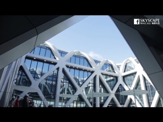 Отель Morpheus по проекту Zaha Hadid Architects