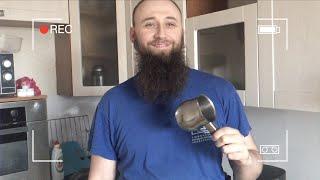 Как варить кофе в ТУРКЕ Метод СУЛТАНА СУЛЕЙМАНА (Великолепный Век)