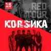 КОRSИКА: Москва ● RED TOUR ● 16.11.18