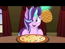 Starlight Glimmer Loves Pineapple Pizza (Animation)