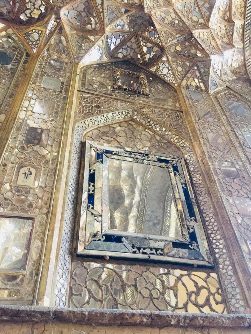 Исследование Исфахана