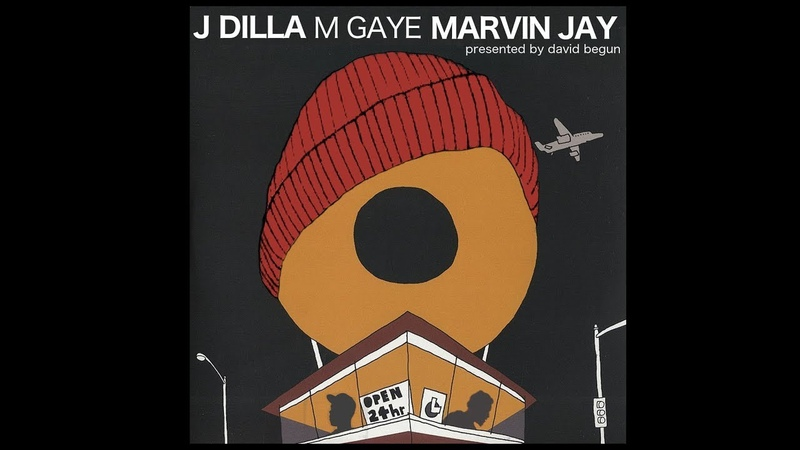 J Dilla x Marvin Gaye - Marvin Jay (Full Album) | David Begun