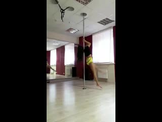 Маша Нех / Pole Sport / @euphoriadancestudio