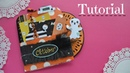 Flipbook Bag Snail Mail Tutorial - Little Hot Tamale - Too Cute to Spook Halloween Collection