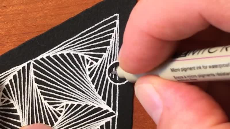 Zentangle® Project Pack 1 - Paradox