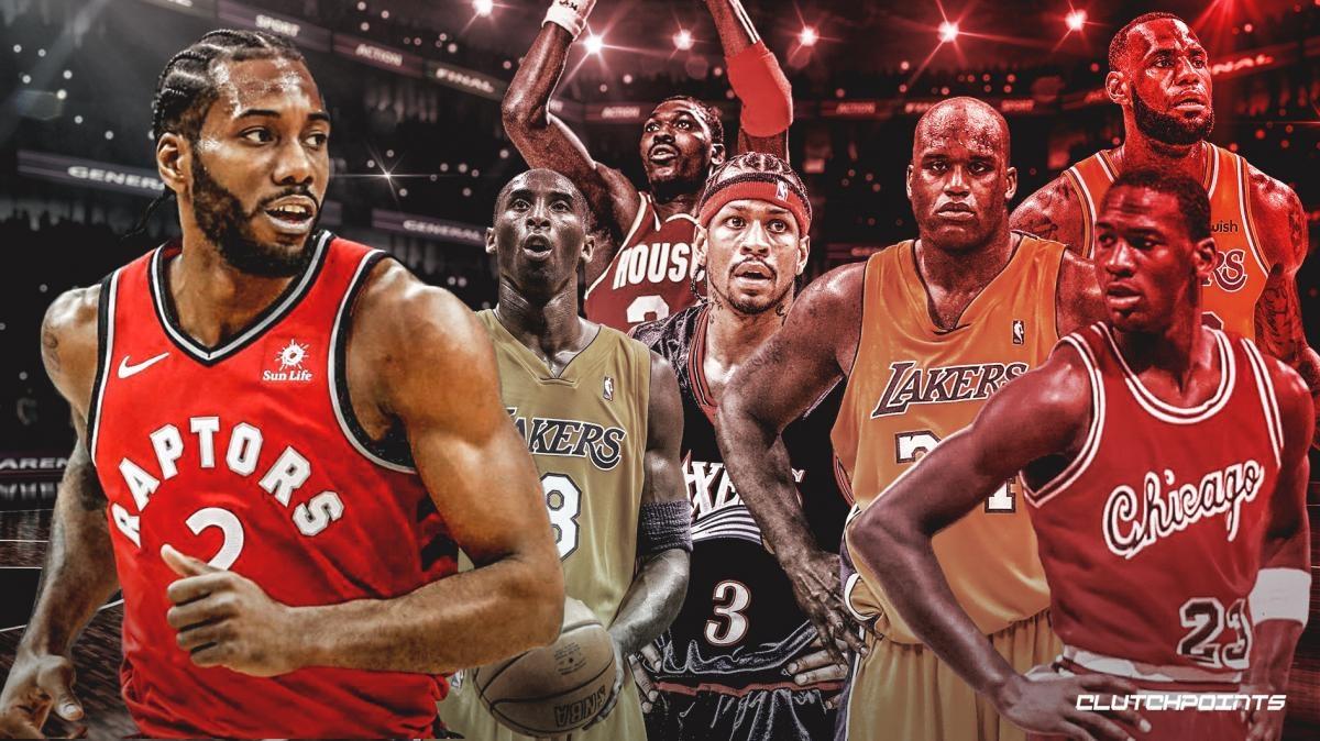 Кавай Ленард присоединился к легендарным игрокам НБА с 30+ очками за игру в 13-и матчах в одном плей-офф