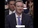 Mark Zuckerberg processing the 'smile' command