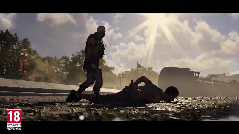 THE DIVISION 2 | Официальный геймплейный трейлер.