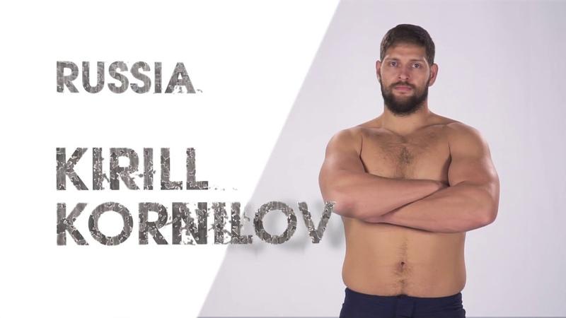 Kirill Kornilov (Russia) Kирилл Корнилов (Россия) RUS. SPORTNETWOK.su