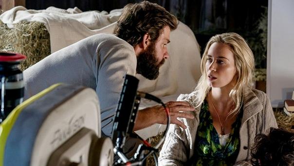Эмили Блант и Джон Красински о сиквеле «Тихого места» Недавно вторая часть хитовой хоррор-ленты «Тихое место» получила «зелёный свет» от студии Paramount и официальную дату релиза – 14 мая
