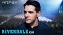 Riverdale | Casey Cott Interview: Season 2 - The Show Must Go On | The CW