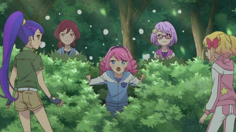 Звёзды Айкацу! / Aikatsu Stars! 12 серия русская озвучка [Sofi]