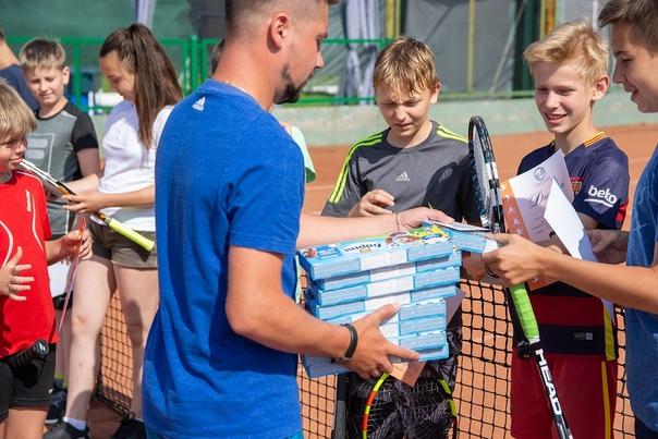 Летняя теннисная площадка. II смена. Барнаул