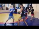 Тайский бокс для детей, первый месяц занятий