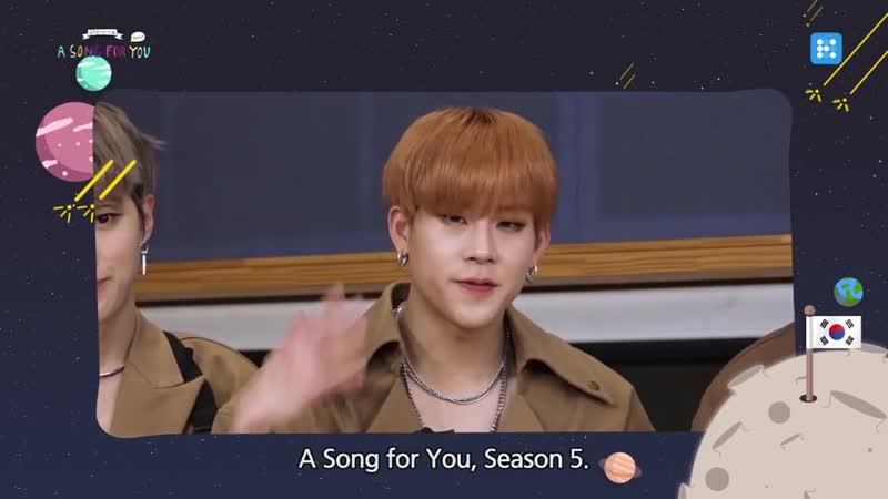 [VK][181114] MONSTA X preview @ A Song For You 5