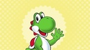What happens if you slow down Yoshi's voice