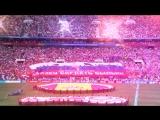 ''Футбольный Гимн''. Поют-Наши любимые Голосята