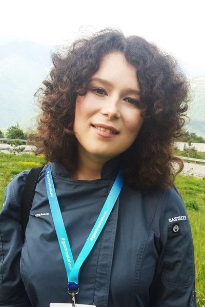 Мария Троицкая